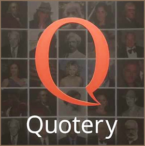 Quotery allows you to discover famous quotes , start your own ...