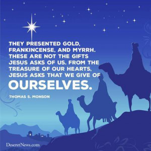 19 Inspiring Christmas Quotes from the Prophet