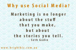 Tags: social media graphic , social media quotes , why use social ...