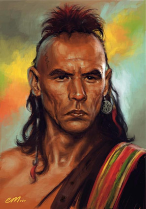 an analysis of the last of the mohicans The last of the mohicans study guide [lisa tiffin] on amazoncom free shipping on qualifying offers story summary: it is the year 1757 and the french-indian wars are in full swing.