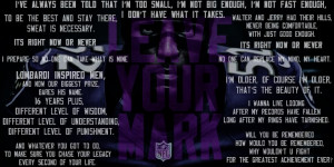 Quotes For > Ray Lewis Quotes...