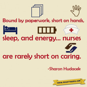 Rarely short on caring