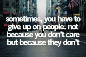 If you don't care, then why should I!!