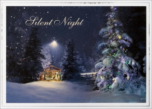 Custom Religious Christmas Cards - Christian Christmas Cards