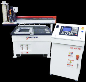 Freedom Machine Tool Announces Website for CNC Router Quotes