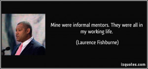 More Laurence Fishburne Quotes