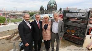 Neil MacGregor stellt sich in Berlin vor