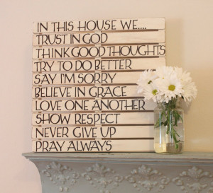 wooden wall art inspirational quotes quotesgram. Black Bedroom Furniture Sets. Home Design Ideas