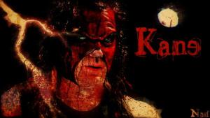 WWE Kane Old Mask