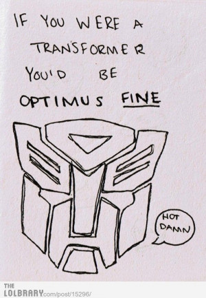 giggle* I love corny pick up lines for guys!