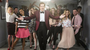 Cut loose! Kevin Bacon gets 'Footloose' with 'Tonight Show' entrance