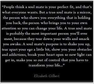 interesting.. thank you, Elizabeth Gilbert