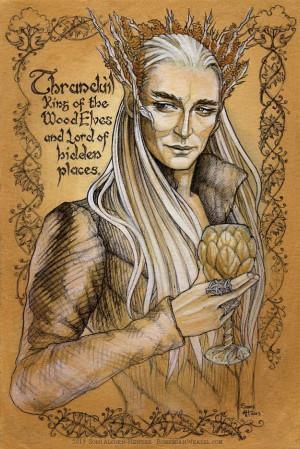 Thranduil by Bohemian Weasel - Soni