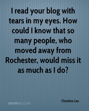 Tears in Eyes Quotes Tears in my Eyes Quotes Tears