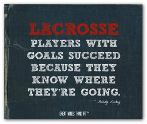 motivational lacrosse poster 008 lacrosse players with goals succeed ...