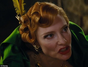 Oscar winner, Cate Blanchett has been given a villainous Disney ...
