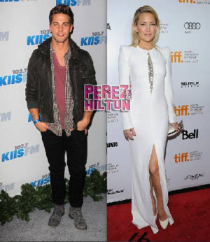 Kate Hudson Dean Geyer Glee Ass Grope Quote