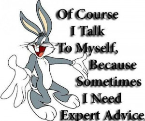 Bugs Bunny Sayings | Via Keri Newberry