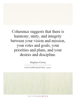 ... harmony-unity-and-integrity-between-your-vision-and-mission-your-quote