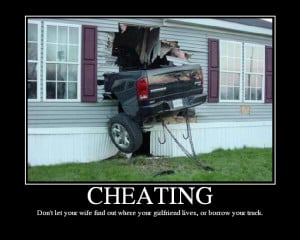Cheating Wife Funny