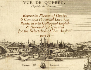 Illustrated map of Québec City, drawn in 1755 CE by the Royal ...