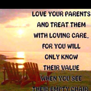 miss my Mom and Dad...