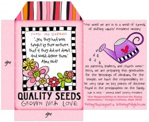 Teacher Quotes About Planting Seeds Quotesgram