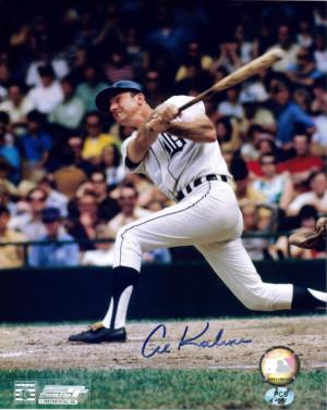 Blog -- baseball -- Al Kaline