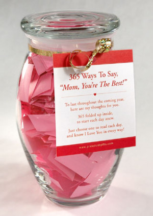 """365 Ways To Say, """"Mom, You're The Best"""" Sayings"""