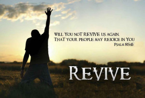 Posted in: General Tags: revival , prayer , scripture of the month
