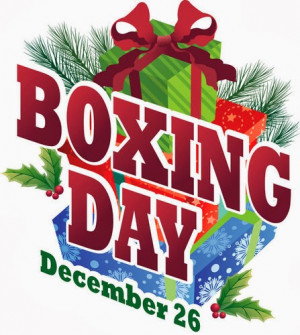 Boxing Day Quotes Funny ~ Boxing Day With Santa | JUST HAPPY QUOTES