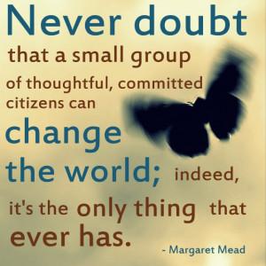 Make Change Quotes Inspirational