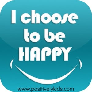 Choose to be Happy :)