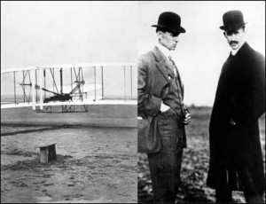 The Orville and Wilbur Wright brothers battled depression and family ...