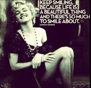 marilyn monroe ... quote