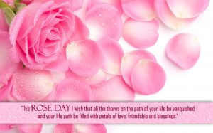 Pink Rose Quotes Beauty of rose quotes quotes