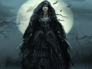 Dark Witch Wallpaper 1280x960 Dark, Witch