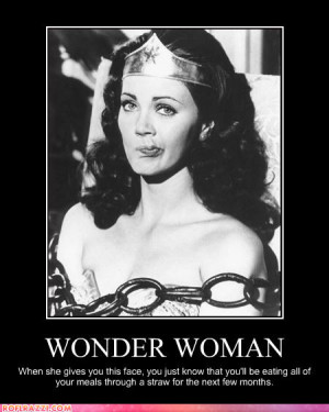 Wonder Woman: Then and Now