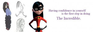 The Incredibles Violet Quotes I wrote the phrase as a tag