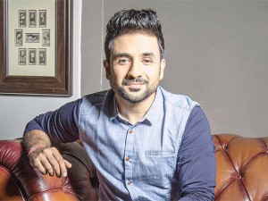 ... : Comedy meets fashion with Vir Das's collection - The Economic Times