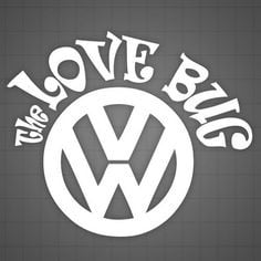 American Hippie Art Quotes ~ VW .. The Love Bug More