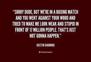 Dude Quotes