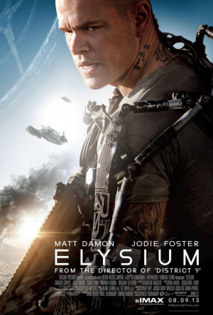 Elysium' (Neill Blomkamp, 2013)