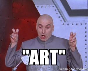 Dr. Evil Air Quotes -