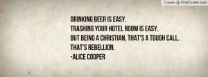 Alice Cooper Christian Quotes