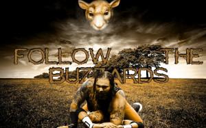 Bray Wyatt WWE Wallpaper by scottish-clown