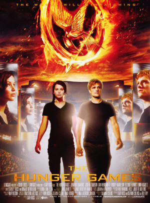 The Hunger Games THG!