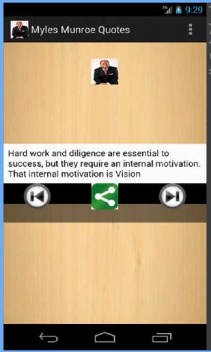 Myles Munroe Quotes - screenshot