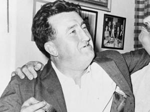 Brendan Behan (1923 - 1964), a Dubliner through and through. Photo by ...