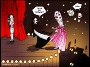 phantom the opera funny